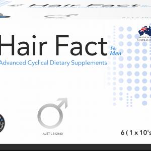 Grace Hair Kit White Outer Carton Men